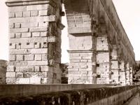 на акведуке