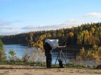 Фотографируем осень