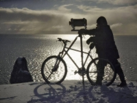 Велопробег остров Вайгач, камера 4х5
